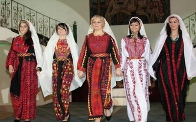 Indigenous Peoples Of Palestine وعيونها تراث فلسطيني