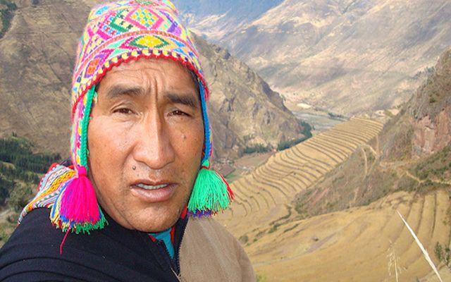 indigenous people of peru